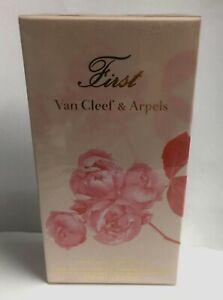 First Summer Van Cleef & Arpels Limited Edition Women 3.3oz/100ml EDT New Sealed