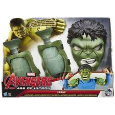 Action figure di eroi dei fumetti Hasbro sul Hulk