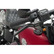 Drag Black Custom Brake Clutch Hand Levers 96-17 Harley Touring Softail Dyna XL