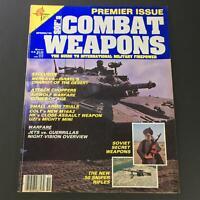 VTG SOF's Combat Weapons Magazine Spring 1985 - Merkava Tank Israel's Chariot