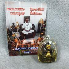 Kuman Thong Ajarn Khunthep Amulet Thai fetish Statue Talisman Haunted VOODOO #