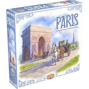 Paris Board Game by Game Brewer