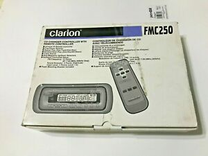 VINTAGE OLD SCHOOL CLARION CD CHANGER CONTROLLER FMC250