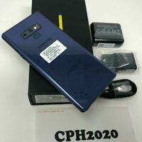 Samsung Galaxy Note9 SM-N960U (512GB) Ocean Blue GSM Unlocked Smartphone