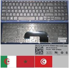 Arabic qwerty keyboard dell inspiron 17r n7010 nsk-dpb0a 0c34y5 c34y5 black