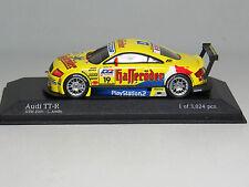 Audi TT-R DTM 2001 Team Abt Sportsline - L. Aiello 1/43 Minichamps Nr 400011119