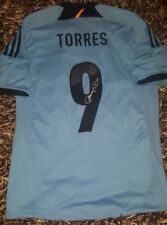 Fernando Torres SPAIN Signed shirt Atletico de Madrid Griezmann match worn proof