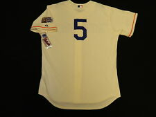 Authentic David Wright Mets 2008 CIVIL RIGHTS Jersey RARE!! 56