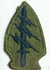 Special Forces Patch subdued Viet Nam Era #12