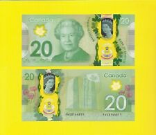 Canada $20 2015 Commemorative – Fws – pick #111 Uncirculated