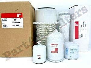 Filter Kit For Bobcat S220 S250 S300 S330 S250 T300 A300 Skid Steer