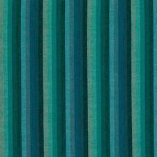 Kaffe Fassett Multi Stripe Deep Sea Woven Cotton Fabric By The Yard
