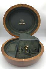 Audemars Piguet Millenary box wooden legno Scatola Del Tempo Huge And Rare!