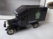 Lledo Promotional LP52009, Morris Parcels Van, Leeds City Police
