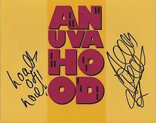 Adam Deacon autograph - signed Anuvahood photo