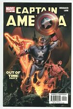 CAPTAIN AMERICA 5 9.4 9.6 OUT OF TIME SUPER HIGH GLOSS  2005 HC
