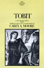 TOBIT (ANCHOR YALE BIBLE COMMENTARIES) By Carey A. Moore - HC, 1st Edition, & DJ