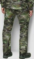 NWT UNDER ARMOUR Gore-Tex Essential Rain Pants 1259193-943 Ridge Reaper sz Large