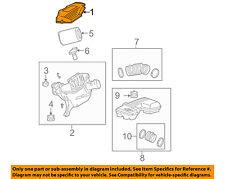 GM OEM Air Cleaner Intake-Filter Box Housing Lid Top Cover 15123627