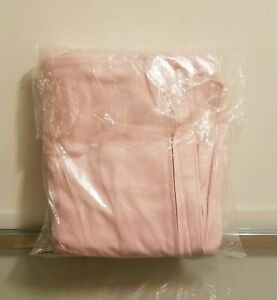 Pottery Barn Kids Light Pink Twill Oversized Anywhere Chair Slipcover NEW