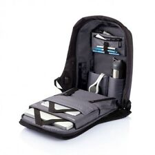 XD Design Bobby Original Anti-Theft Backpack Navy Blue RRP £74.99
