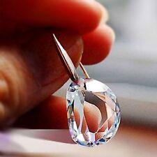Fashion Women Jewelry Crystal Pea Earrings Ear Stud Dangle Drop Hook