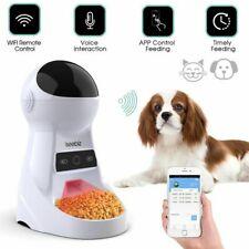 3L Automatic Pet Feeder With Voice Record Pets food Bowl For Medium Small Dog On