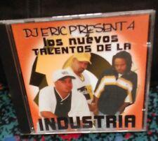 DJ Eric LA INDUSTRIA, Presenta LOS NUEVOS TALENTOS DE LA INDUSTRIA, Makie ranks