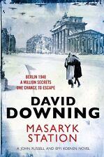 Masaryk Station (John Russell 6) By David Downing