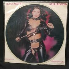 "Black Magic - Spellbound 12"" LP 1983 Picture Disc 80's Cheescake Metal"