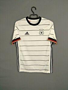 Germany Jersey 2019/20 Home Kids Boys 13-14 y Shirt Trikot Adidas EH6103 ig93