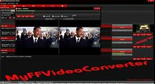 MyFFVideoConverter (Video Converter/Editor, DVD Ripper, Cam Rec Software) for PC