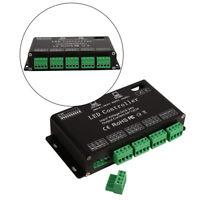 12 Channel RGB DMX512 LED Controller DMX Decoder&Driver LED Strip Module Light H