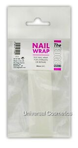"The Edge Nail Wrap Strip Silk Overlays Repairs 46cm 18""- GENUINE"