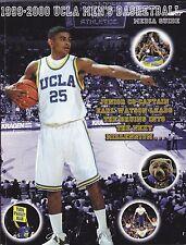 1999-2000 UCLA BRUINS NCAA BASKETBALL MEDIA GUIDE