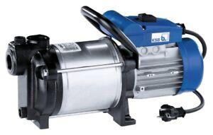 KSB Kreiselpumpe Multi Eco 35 P Gartenpumpe 0,8 kW, selbstansaugend 40982846