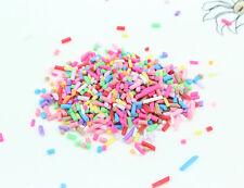 Resina Decorativo & cientos miles, confites de azúcar deco Topping 3mm Kawaii Decoden