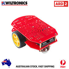 Arduino Compatible Magician Red Robot Chassis /2 Motors ARD5-12866