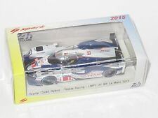 1/43 Toyota TS040 metal-níquel Denso Toyota Racing Le Mans 24 horas 2015 #1