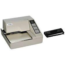Epson Tm-u295 (272) POS Receipt Slip Dot Matrix ECW Printer - C31C163272