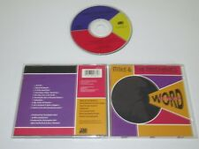 MIKE & THE MECÁNICA/WORD OF MOUTH(ATLANTIC 7 82233-22) CD ÁLBUM