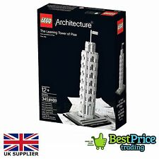 Lego Architecture 21015 The Leaning Tower Of Pisa *BRAND NEW & SEALED *MISB