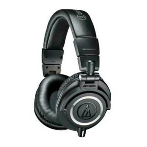 *BRAND NEW* Audio Technica ATH-M50x Over-Ear Headphones - Black   AUS Stock