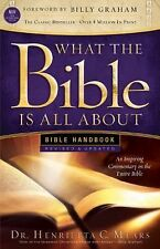 What the Bible Is All About Handbook-Revised-NIV Edition: Bible-ExLibrary