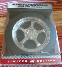 The Fast And Furious 1 - 7 DVD Collection Tire Limited Edition Movies Series NEW