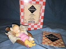 "My Little Kitchen Fairies ""SUGAR SCOOP BABY FAIRIE"" 2004 NIB  RARE"