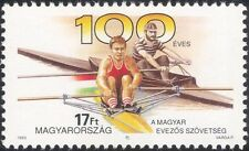 Hungary 1993 Rowing Association 100th/Sports/Boats/Rowers 1v (n45929)