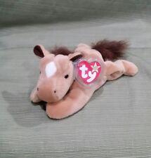 Ty Beanie Baby Derby the Star/Fluffy Mane Horse 1995 GASPORT