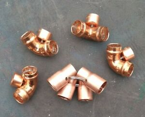 Healing Pyramid Copper Connectors UK Trusted Maker