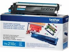 Brother TN-210C CYAN TN210C GENUINE BROTHER TN210C FREE SHIP